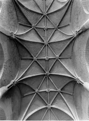 nervure voûte gothique